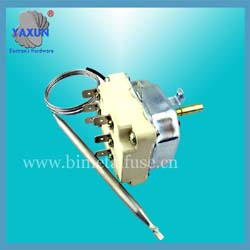 China mechanical thermostat manufacturer