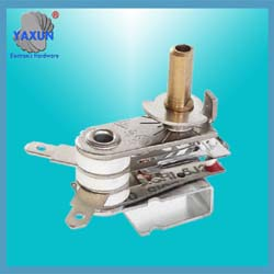 KSD adjustable thermostat principle and characteristics