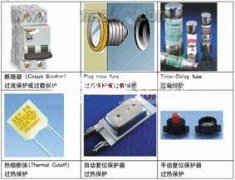 Motor Protection Standard  _ Overcurrent Protection, Overload Protection, Overheat Protection