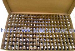 Temperature control switch packaging, transportation, storage standards