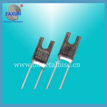 Full range of temperature use Square High Limit Thermal Fuse